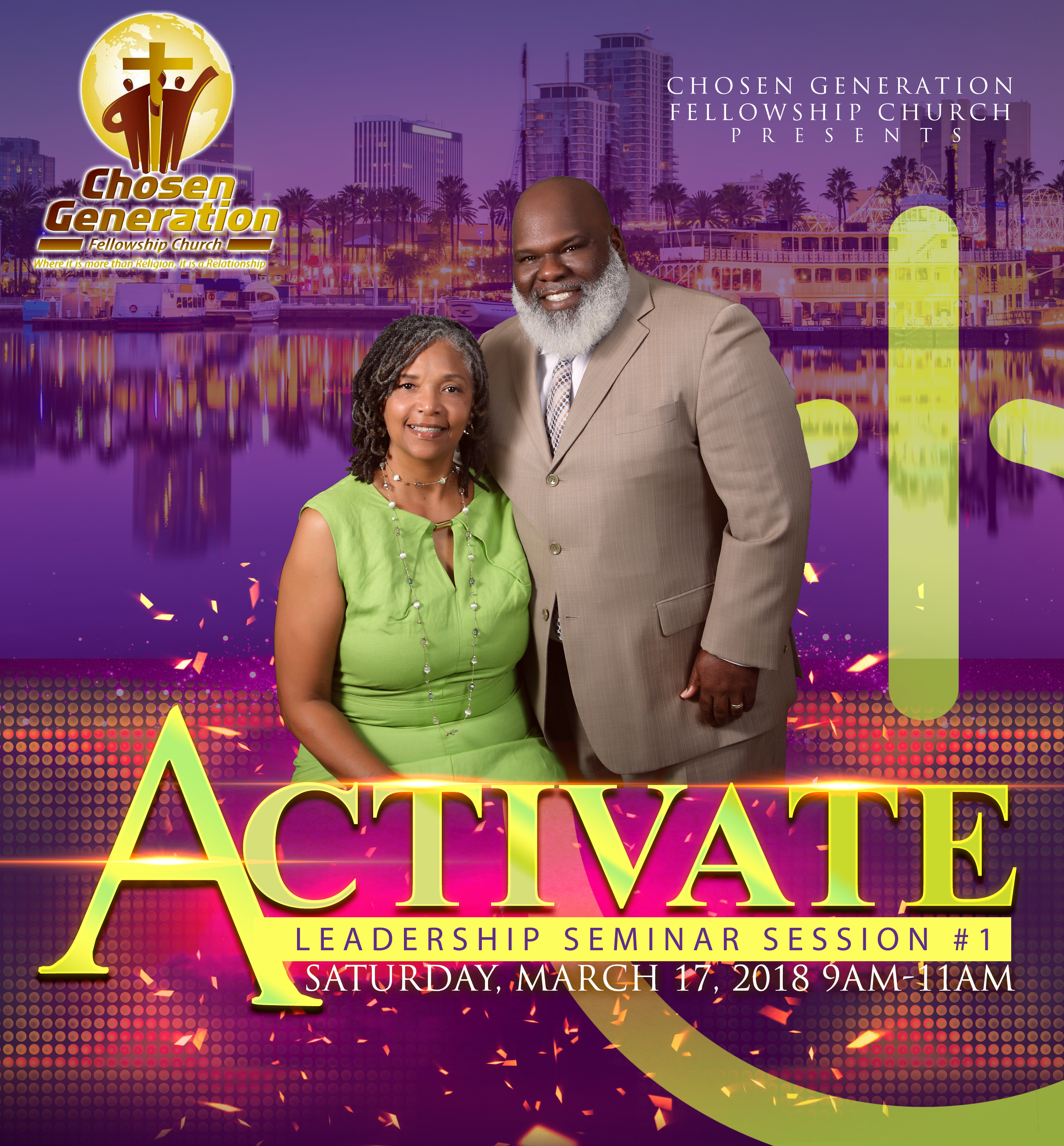 ACTIVATE Leadership Seminar