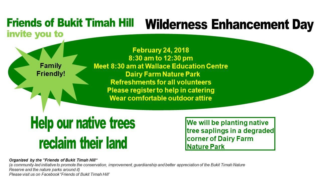 Wilderness Enhancement Day