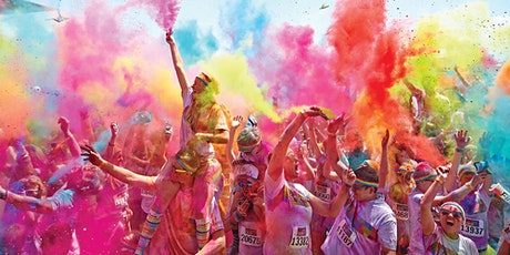 6 Km Colour Run  tickets