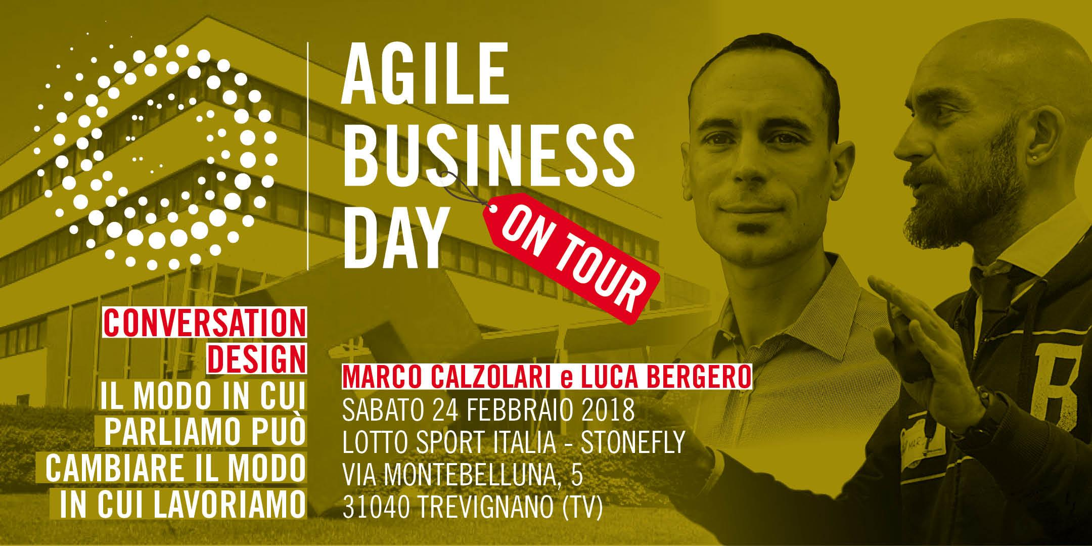 AGILE BUSINESS DAY ON TOUR #3 | Conversation