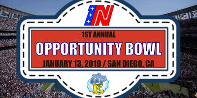 1st Annual Sports Channle USA Opportunity Bowl