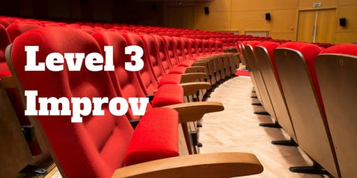Level 3 Improv Class: Intro to Long Form