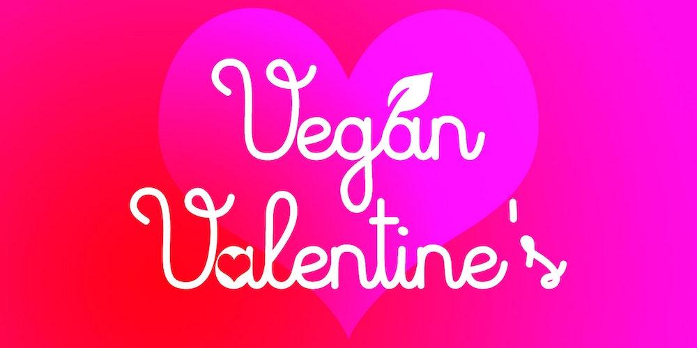 Comfortable Vegan Valentine Ideas - Valentine Gift Ideas - briotel.com