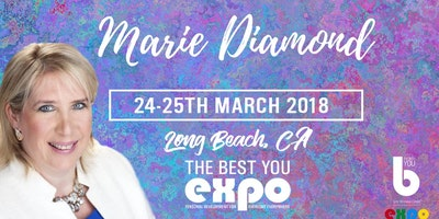 Law of Attraction Secrets With Marie Diamond Live (Star of The Secret):Long Beach: Los Angeles