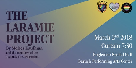 The laramie project saturday may 13th 730pm tickets sat the laramie project tickets fandeluxe Images