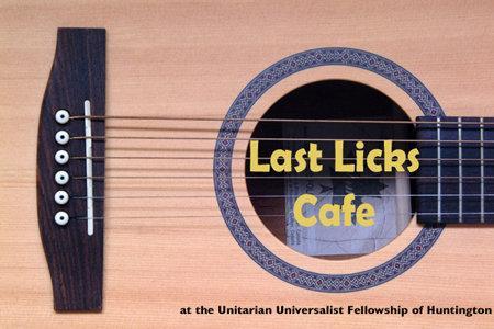 Last Licks Cafe- Comedy Night with John Dorci