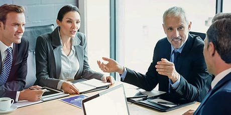 Executive Peer Coaching introductory meeting  tickets