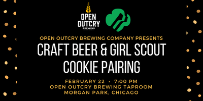 Girl Scout Cookie and Beer Pairing