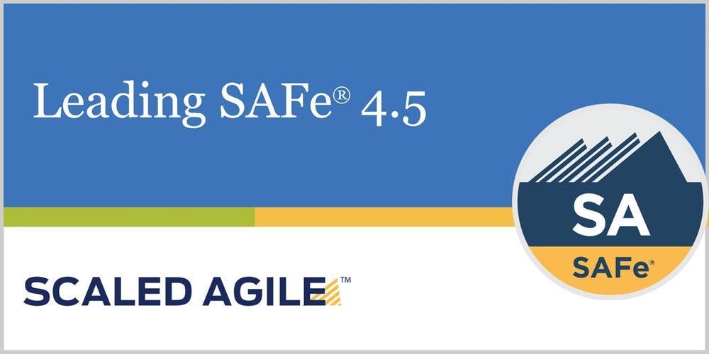 Leading Safe 45 Certification Course Dallas Tx 8 Mar 2018