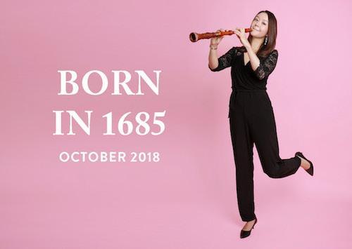 Born in 1685