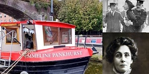 The Emmeline Pankhurst Barge Event: Generations of...