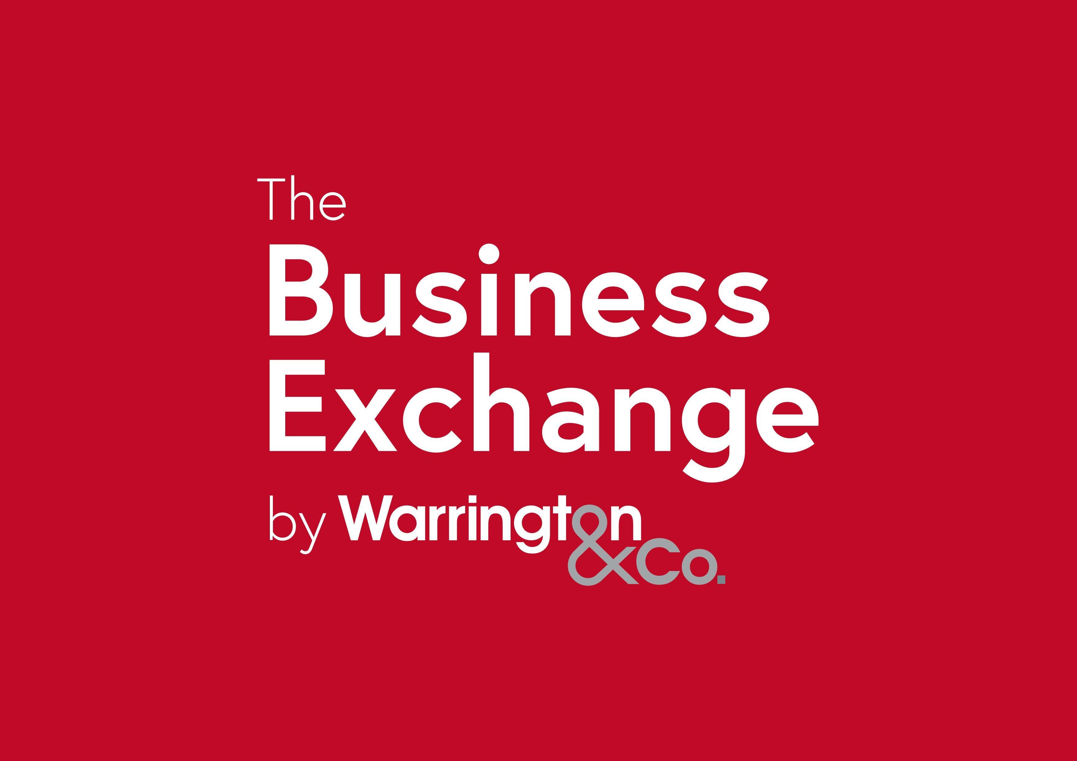 Launch of the Warrington Business Exchange He