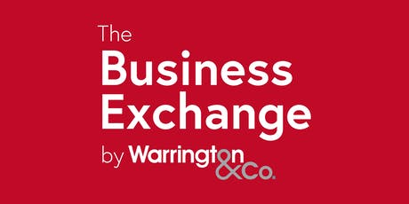 Warrington's Biz Tech Expo tickets