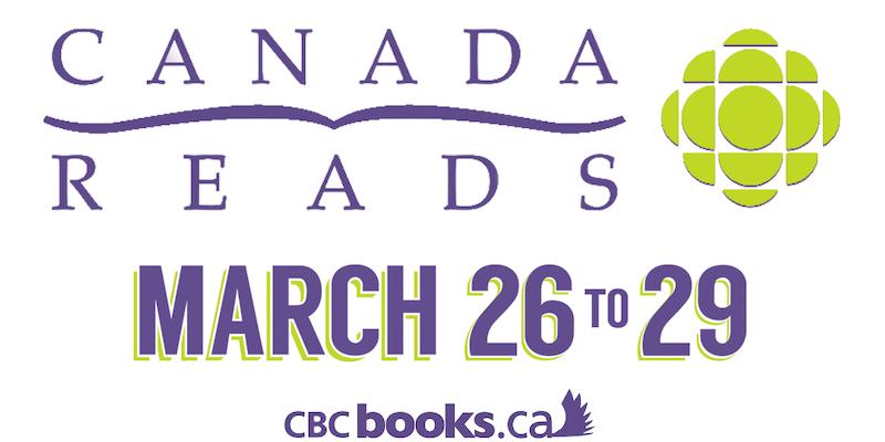 2018 Canada Reads Logo
