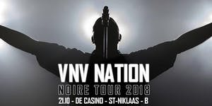 VNV NATION - NOIRE TOUR 2018