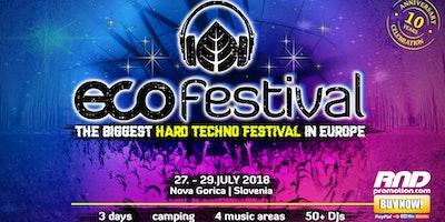 ECO Festival 2018 - The 10th anniversary