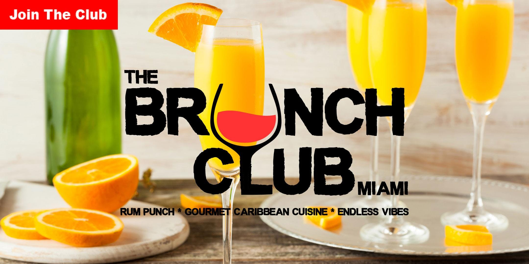 The Brunch Club (May 2018)