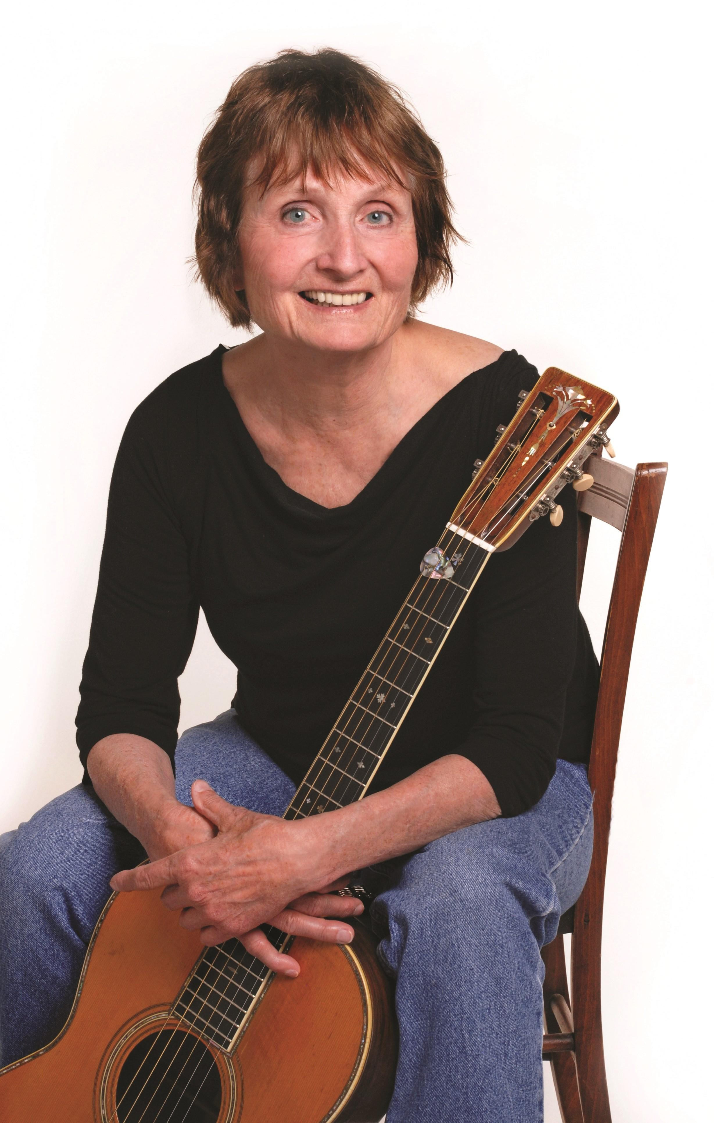 """Alice Gerrard """"Influential Women in Old-Time Music"""""""