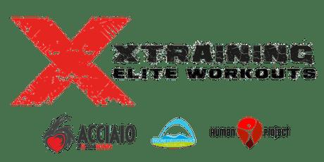 XTRAINING 2019 biglietti