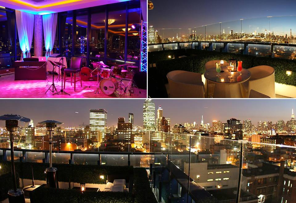 Valentine's Day Dinner In A Gorgeous Penthouse Overlooking The Manhattan Skyline!!
