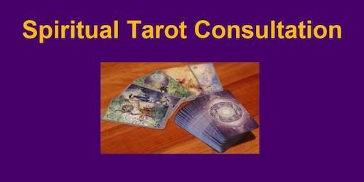 Spiritual Tarot Consultation Gift Certificate