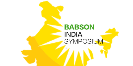 Babson India Symposium 2018 tickets
