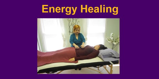 Energy Healing Gift Certificate