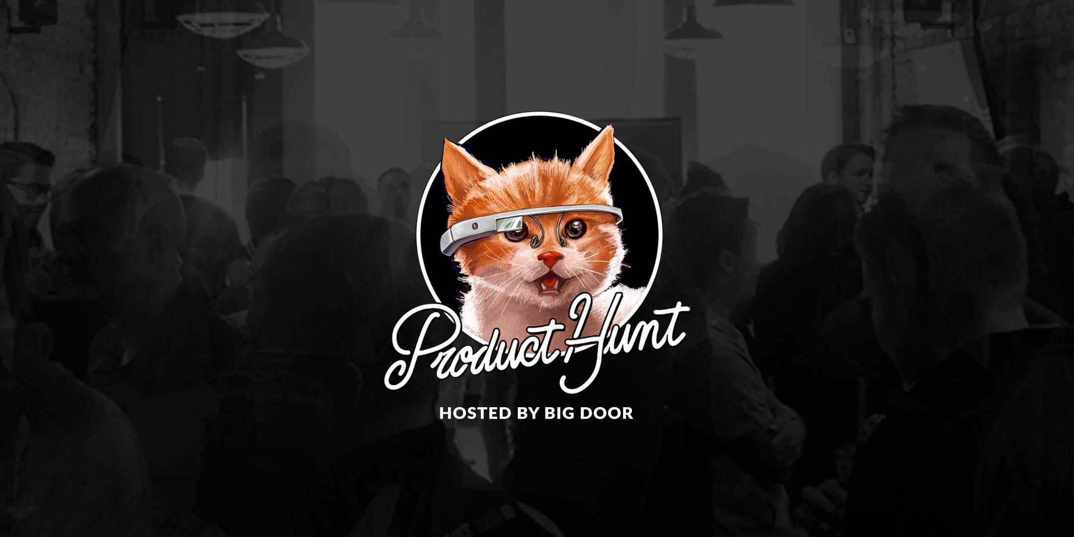 Product Hunt + Munch & Mingle