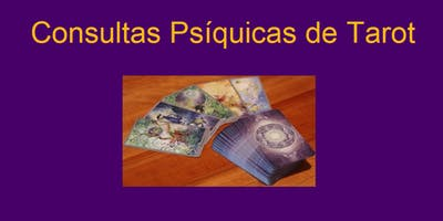 Tarjetas de Regalo para Consultas Psíquicas de Tarot - escoge de 30, 60 o 90 minutos