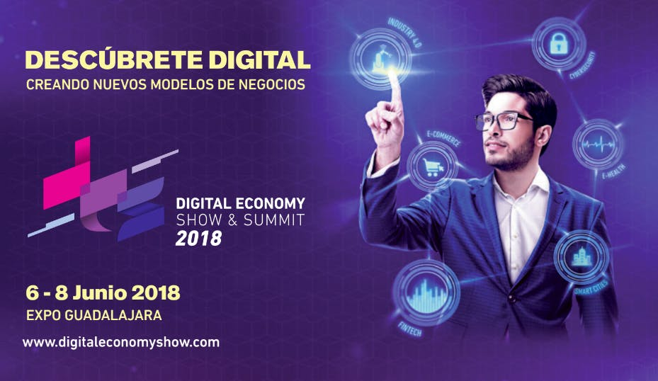 DIGITAL ECONOMY SHOW AND SUMMIT