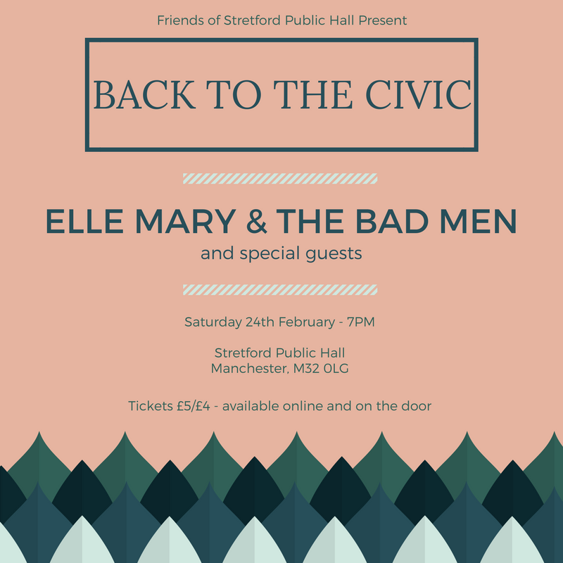 Back to the Civic - Elle Mary & the Bad Men