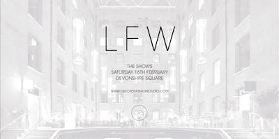 London Fashion Week // OFS AW19