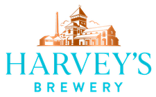 Harvey's Brewery logo