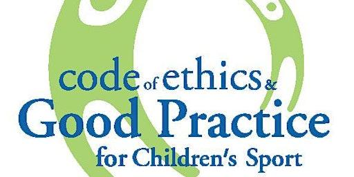 GAA Safeguarding 1 - Child Welfare & Protection in Sport Awareness Workshop