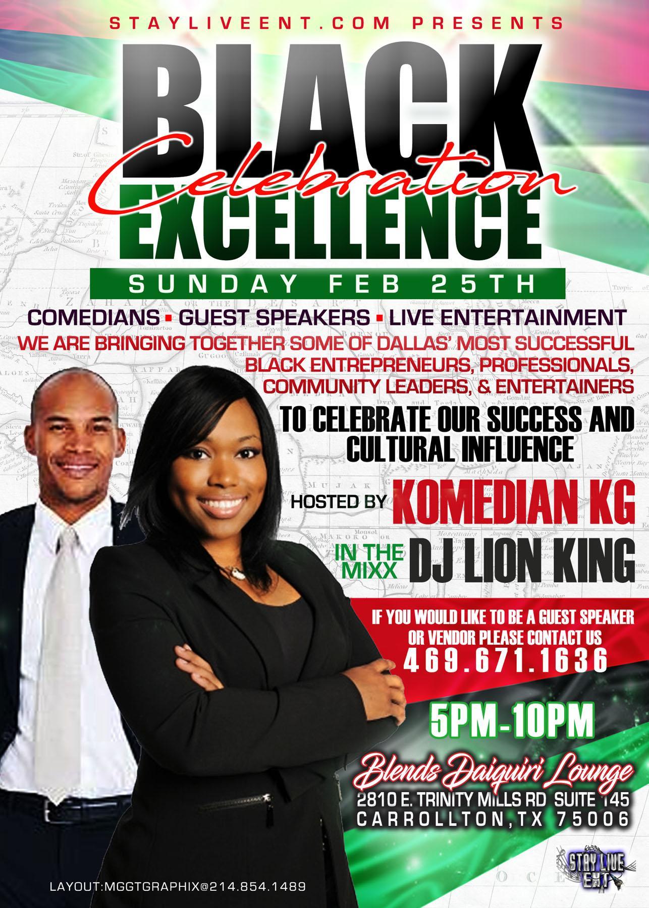 Black Excellence Celebration