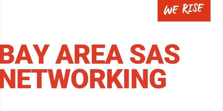 1 26 2019 SATURDAY WORKSHOP Bay Area SAS Networking Group Tickets