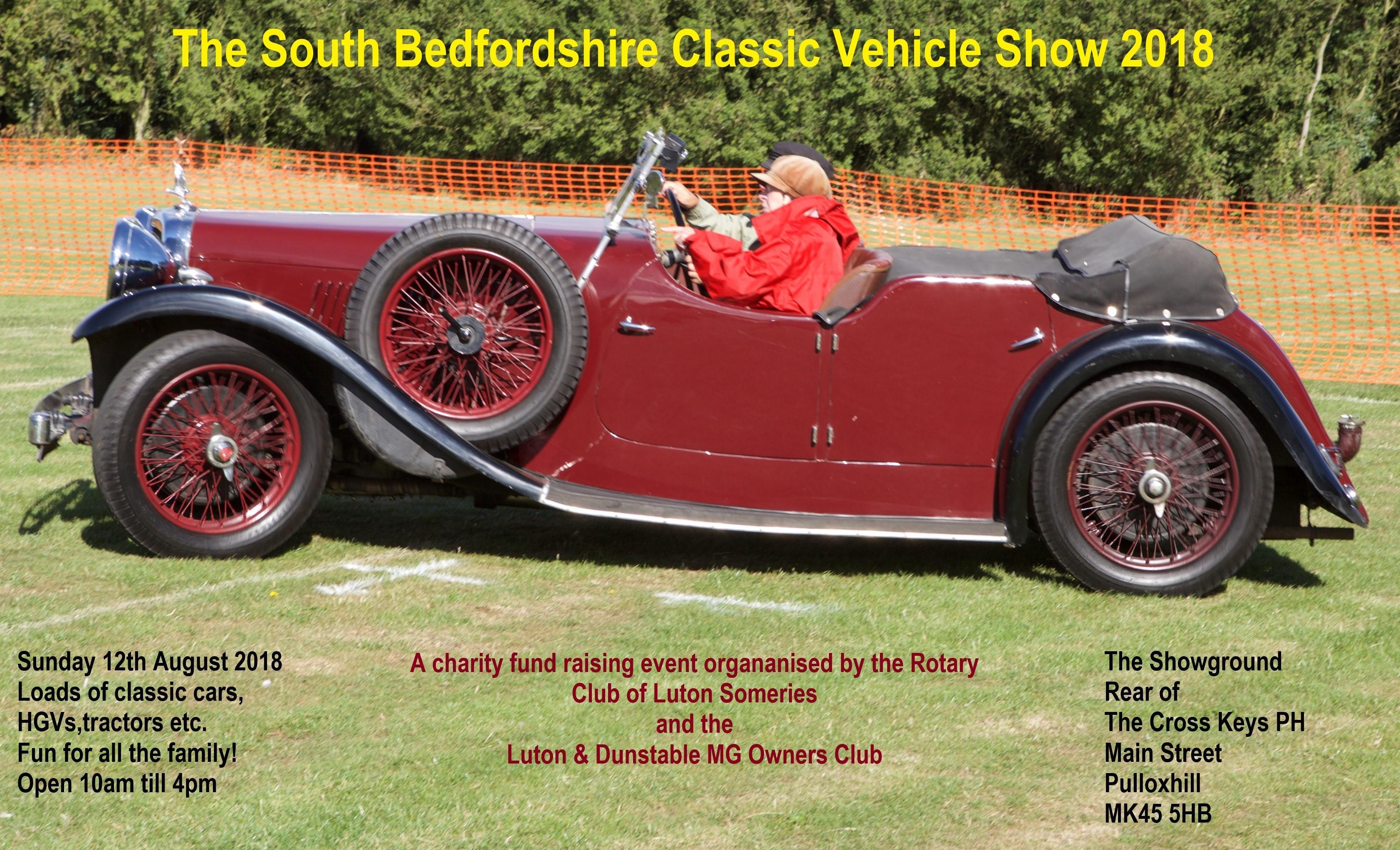 Pulloxhill Car Show