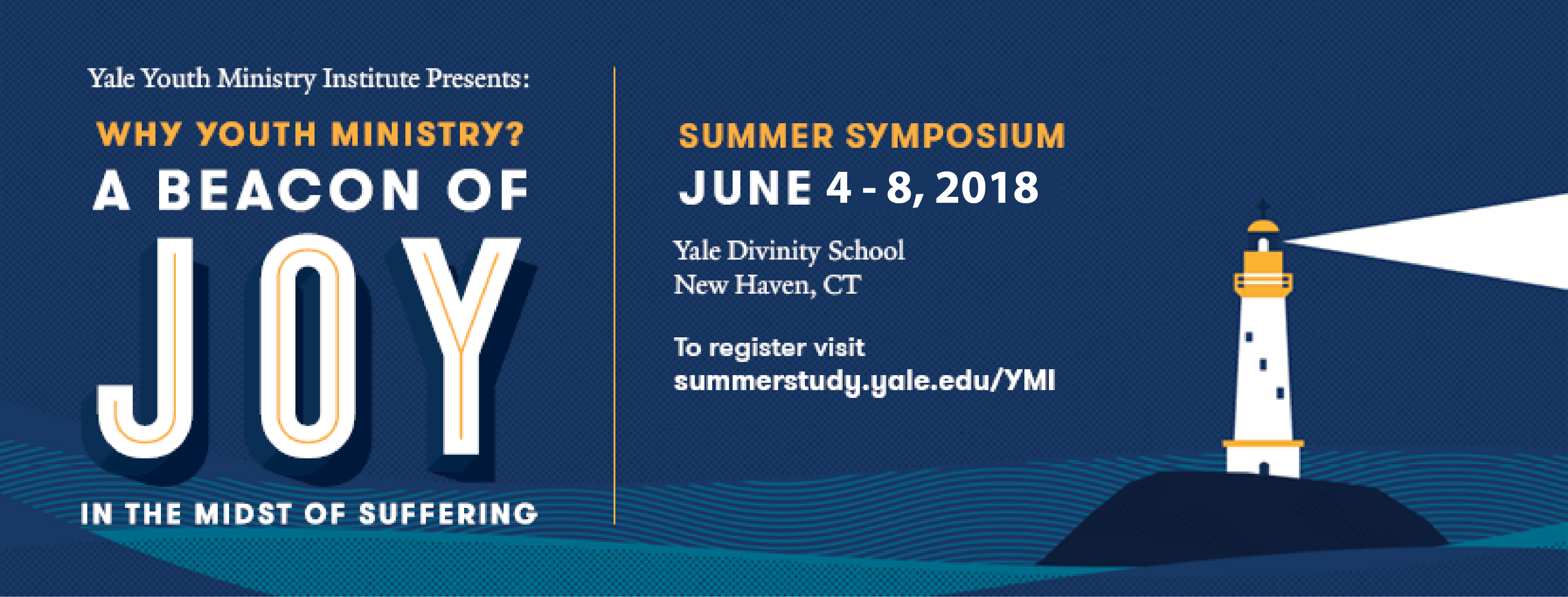 Yale Youth Ministry Institute Summer Symposiu
