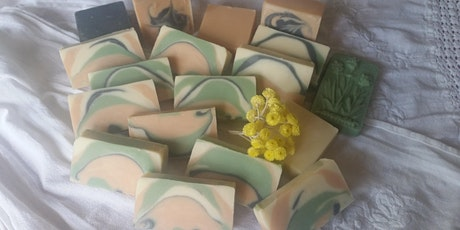 Natural Holistic Soap - workshop tickets