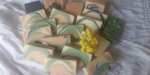 Natural Holistic Soap - workshop