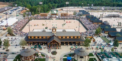 The FEI World Equestrian Games™ Tryon 2018