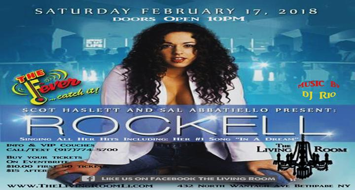 Rockell Live At The Living Room