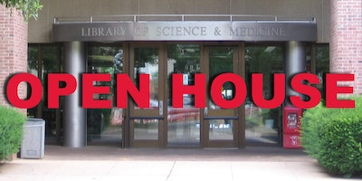 Library of Science and Medicine Open House for RWJMS