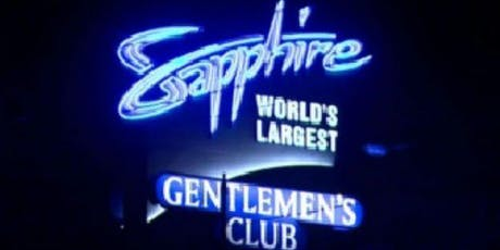 Sapphire Gentleman's Club Free Limo/Cover 702.325.7050 (OPEN 24 HOURS) tickets
