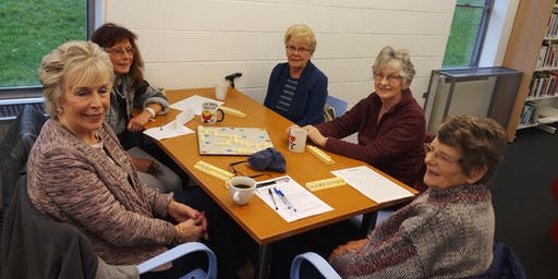 Scrabble Club (Freckleton Library)