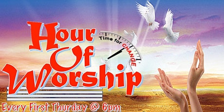 HOUR OF WORSHIP (HOW) tickets