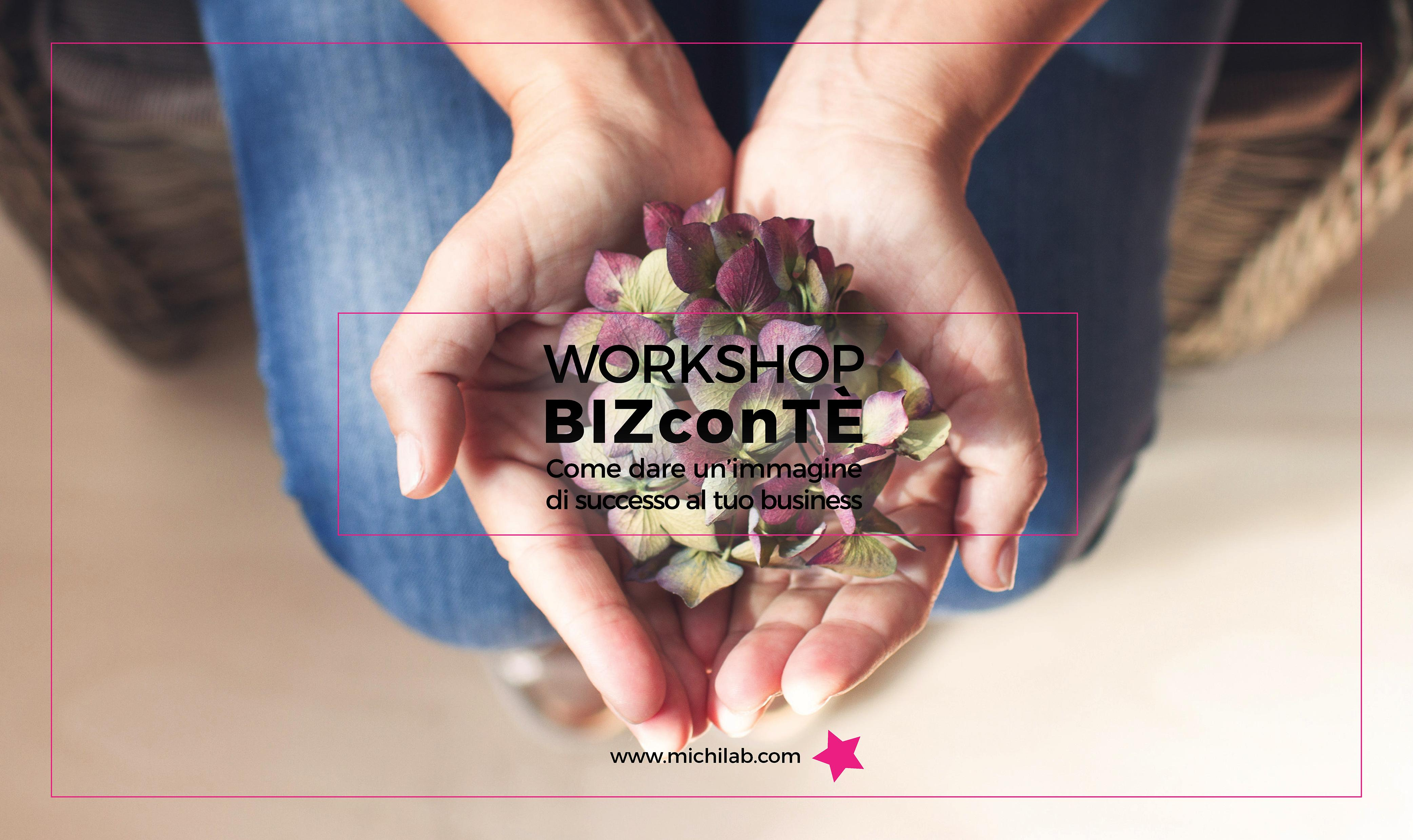 Workshop BIZ con tè in CommonWork