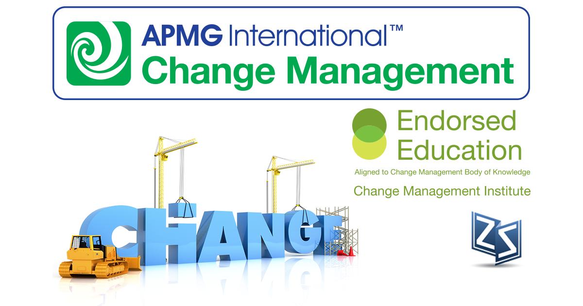 Change Management Foundation in Cambridge