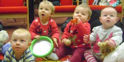 Baby Bounce and Rhyme (Whalley)