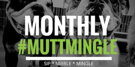 Mutt Mingle Dog Social >> DTLA tickets